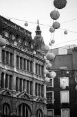 Oxford Street before Christmas — Stock Photo