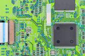 Circuit board background — Foto de Stock