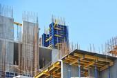 Stavební místo práce — Stock fotografie