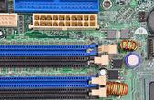 Datormoderkort — Stockfoto