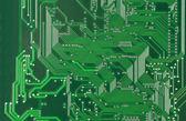 Circuit board background — Fotografia Stock