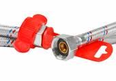 Plumbing hosepipe — Stock Photo