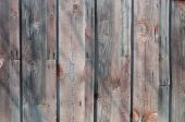 Wooden_vertical_grey_background — Photo