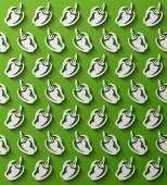 Pepper Seamless Pattern — Vector de stock