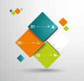 Modern design graphics — Stock Vector