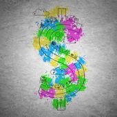 Dollar concept — Foto de Stock