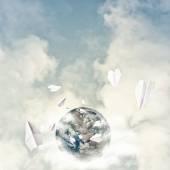 Planet Earth — ストック写真