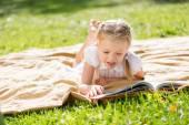 Summer weekend in park — Stockfoto