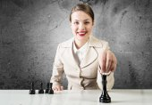 Tactics in business — Stock Photo