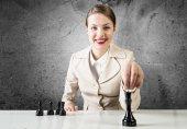 Tactics in business — Foto de Stock
