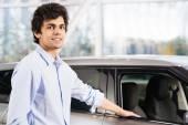 Kaufen auto — Stockfoto