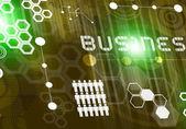 Innovative technologies Digital background — Stock fotografie