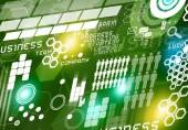 Innovative technologies Digital background — Стоковое фото