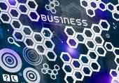 Innovative technologies Digital background — Stock Photo