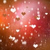 爱情和浪漫的背景 — 图库照片
