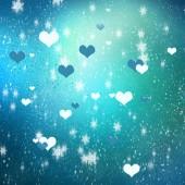 Liefde en romantiek kleur achtergrond — Stockfoto