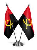 Angola - Miniature Flags. — Stock Photo