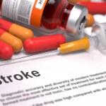 Stroke - Medical Concept. 3D Render. — Stock Photo #73115213