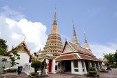 Wat pho — Foto Stock