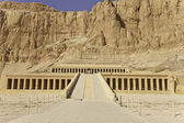 Temple of Hatshepsut — Stock Photo
