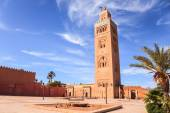Koutoubia mosque  — Stock Photo