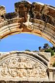 Hadrian Temple Arch — Stockfoto