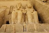 Abu Simbel — Fotografia Stock