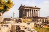 Garni Pagan Temple in Armenia — Stock Photo