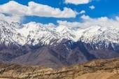 Himalayan Mountain Range — Stock Photo
