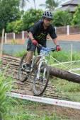Samui MTB XC 2014 — Zdjęcie stockowe
