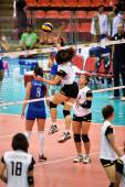 Frauen Volleyball World Grand Prix — Stockfoto
