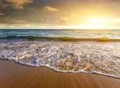 Seashore Sunset — Stock Photo