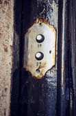 Two Doorbell Buttons — ストック写真