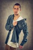 Young adult man — Stock Photo