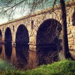 Roman Bridge — Stock Photo #68577391