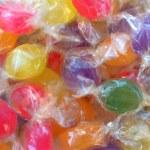caramelos envueltos — Foto de Stock   #68577411