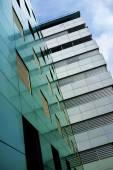 Modern office building — Foto de Stock