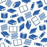 Book seamless pattern — Stock Vector #54183897