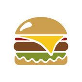 Hamburger icon — Stock Vector