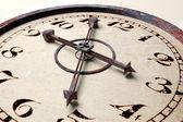 Vintage clock — Stock Photo