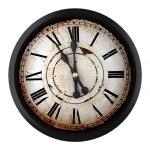 Постер, плакат: Vintage clock