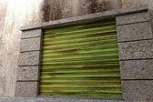 Garage exit — Stok fotoğraf