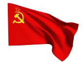 Urss flag — Stock Photo