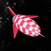 Raketa — Stock fotografie
