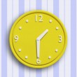 3d clock — Stock Photo #71257483