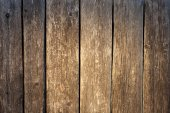 Wood planks background. Wooden fence — Stock Photo