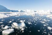 Beautiful Iceberg — Stock Photo