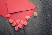 Alla hjärtans dag koncept — Stockfoto