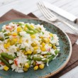 Vegetable risotto  — Stock Photo #61516661