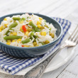Vegetable risotto — Stock Photo #61516689
